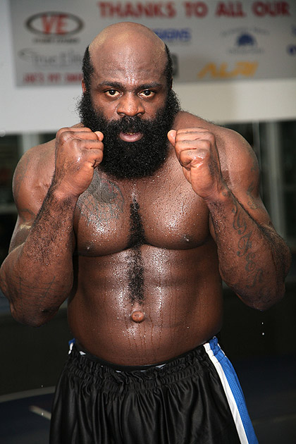 kimbo slice shirtless beard famous facial hair