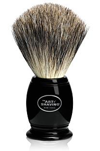 Hair shaving brush.