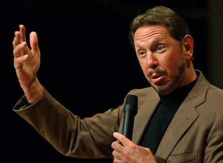 larry ellison speaking ceo founder oracle