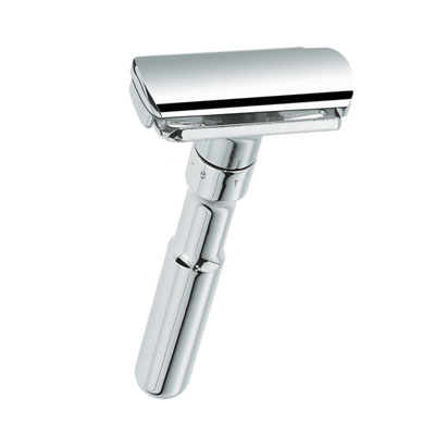 Merkur safety razor.