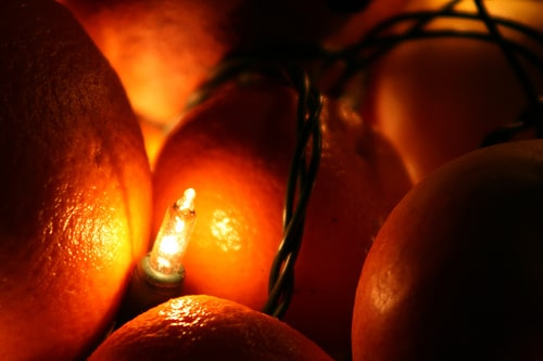 Inspiring Christmas Story: The Night of Oranges | The Art of Manliness