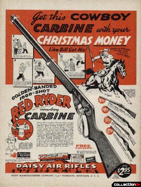 Magazine cover, christmas money by Carbine.