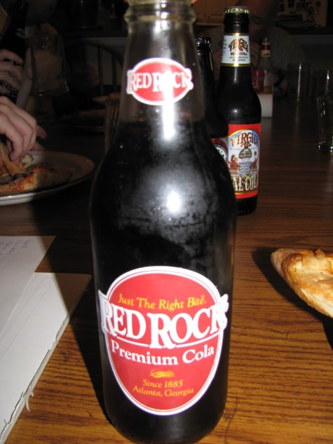red rock premium cola best soda