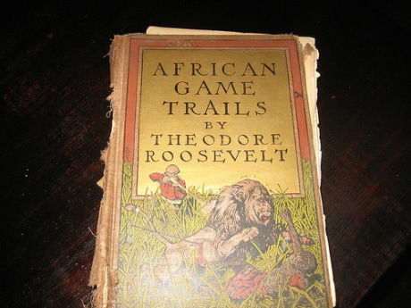 african game trails book by theodore roosevelt
