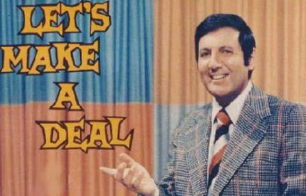let's make a deal tv show monty hall
