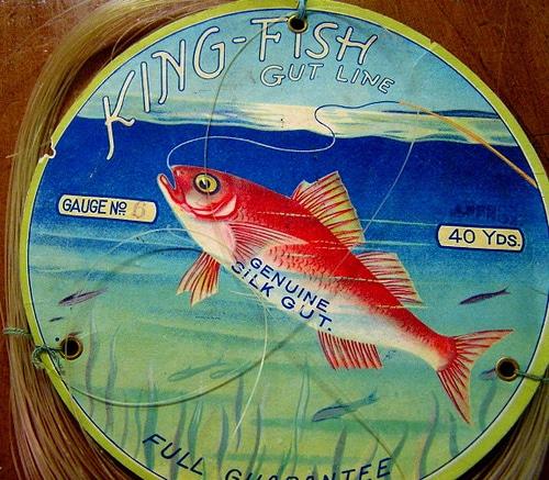king-fish gut line fishing tools