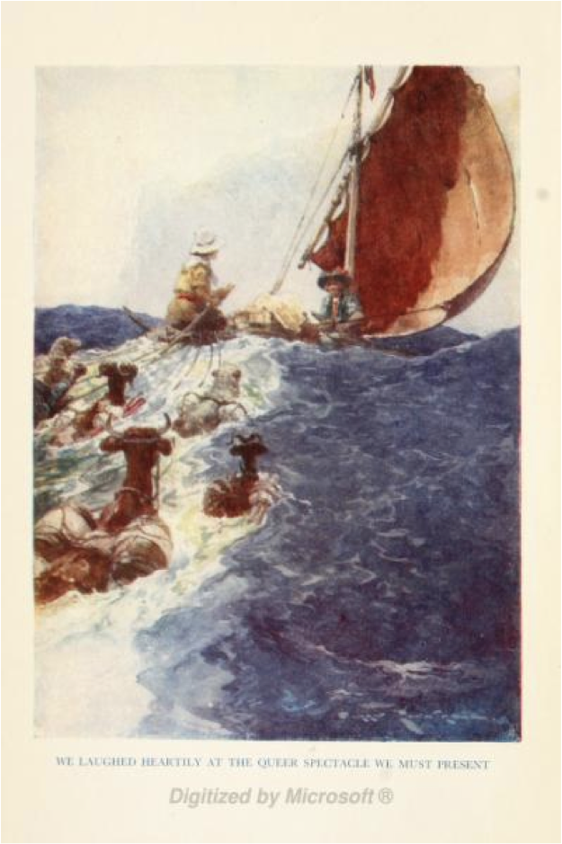 Book cover of Swiss Family Robinson by Johann David Wyss.