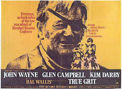 True Grit movie moster.