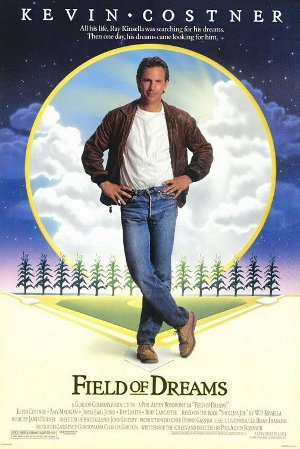 Field of Dreams movie cover.
