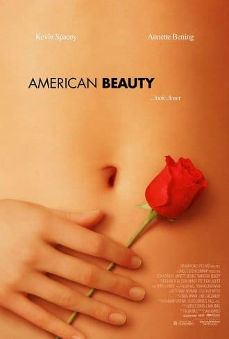 American Beauty movie poster.