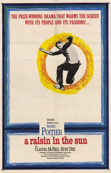 Poster of a A Raisin in the Sun.