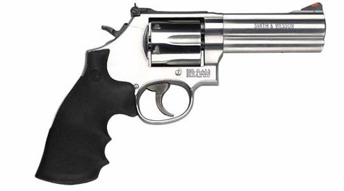 "Smith Wesson revolver 686 .357 Mag 4"", 6 round"