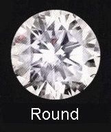 round cut diamond choosing engagement ring