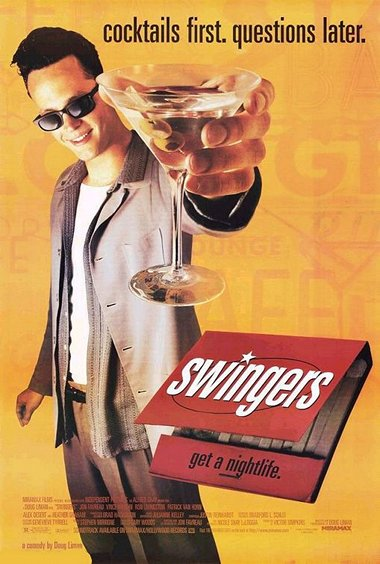 Swingers movie cover.