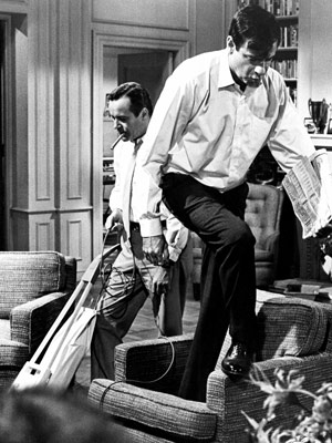 the odd couple movie lemmon mathau