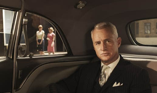 roger sterling mad men tv show vintage haircut