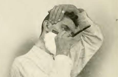 Shaving art of manliness