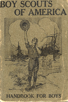 "Book cover of ""Boy Scouts Of America""."
