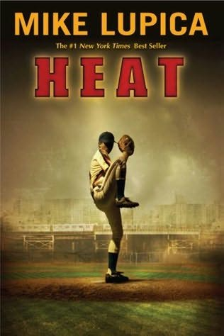 "Book cover of ""Heat"" by Mike Lupica."
