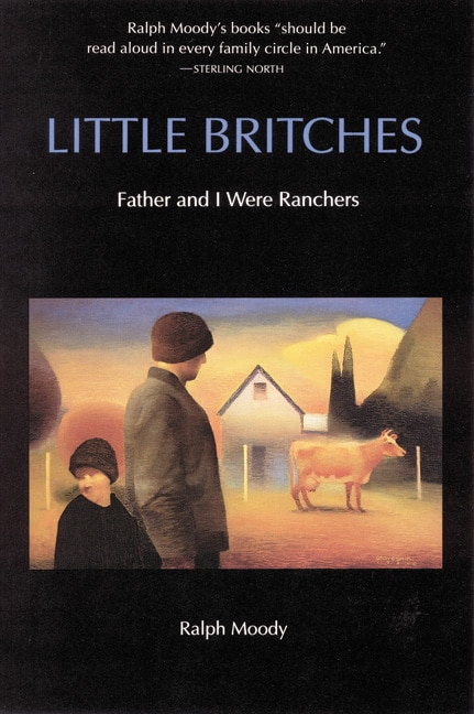 "Book cover of ""Little Britches"" by Ralph Moody."