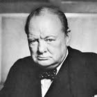 Lessons in Manliness from Winston Churchill