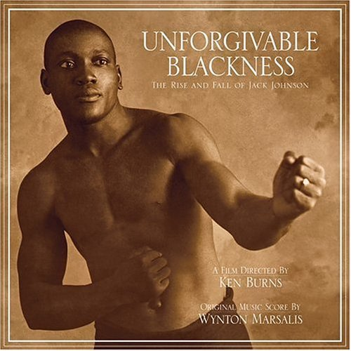 unforgiveable blackness jack johnson movie poster ken burns