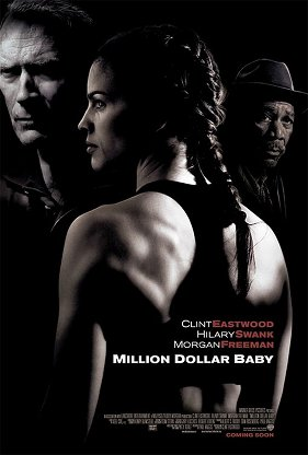 million dollar baby movie poster best boxing films