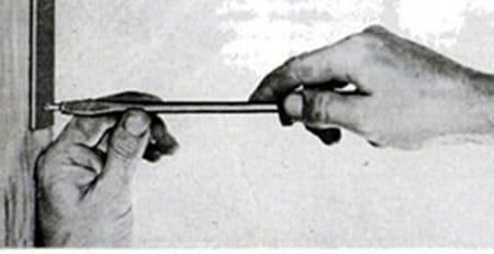 vintage screwdriver illustration how-to toolmanship