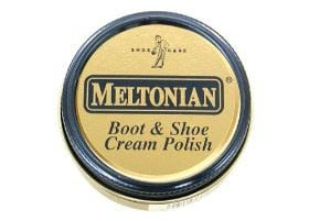 Meltonian boot and shoe cream Polish tin