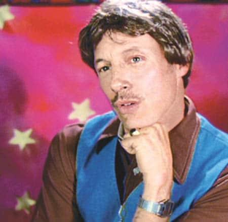 Rico Suave portrait.