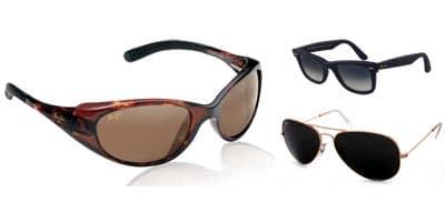 Classic Sunglasses Volcano Sport, Wayfarer Aviator