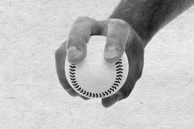 two seam fastball how to grip vintage photo