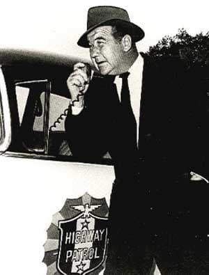 highway patrol classic cop detective tv show