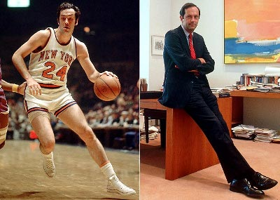Bill Bradley basketball player politician senator.