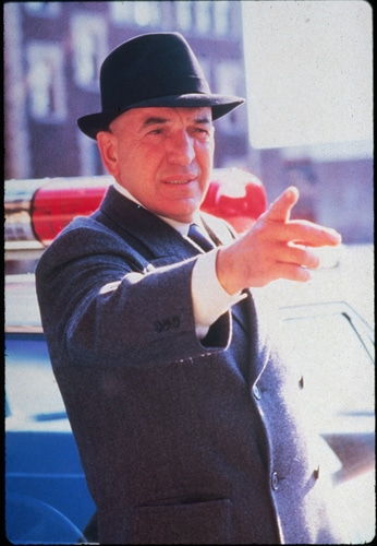 kojak telly savalas classic cop detective tv show