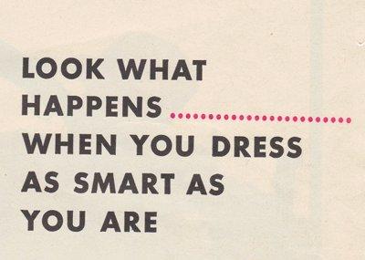 true magazine style article dress as smart