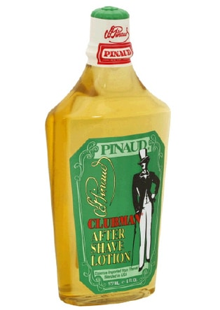 Pinaud clubman aftershave lotion.