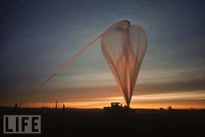strato jump balloon Nick Piantanida life magazine