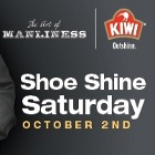 Shoe Shine Saturday Photo Contest Sponsored by Kiwi Shoe Care