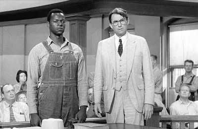 gregory peck atticus finch court thomas robinson