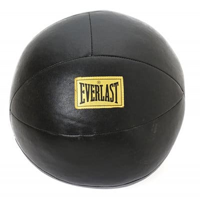 everlast medicine ball for fitness working out