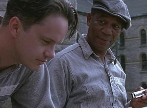 Andy Dufresne shawshank redemption movie morgan freeman
