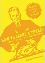 Book cover of How to carve a Turkey by C. J. Petersen.