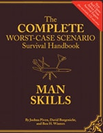 Book cover of Man Skills by Nick Harper.