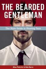 Book cover of The Bearded Gentleman by Alan Peterkin.