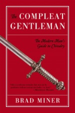 Book cover of Complete Gentleman by Brad Miner.