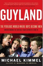Book cover of Guyland by Michael kimmel.