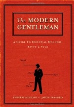 Book cover of The Modern Gentleman by Phineas Mollod and Jason Tesauro.