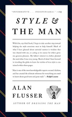 Book cover of Style and The Man by Alan Flusser.