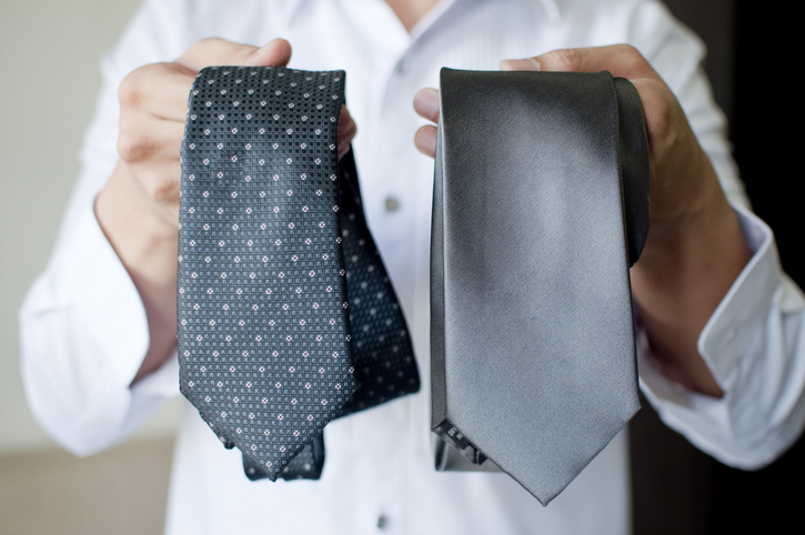 33f41a048676 How to Match a Tie With a Dress Shirt and Suit | The Art of Manliness